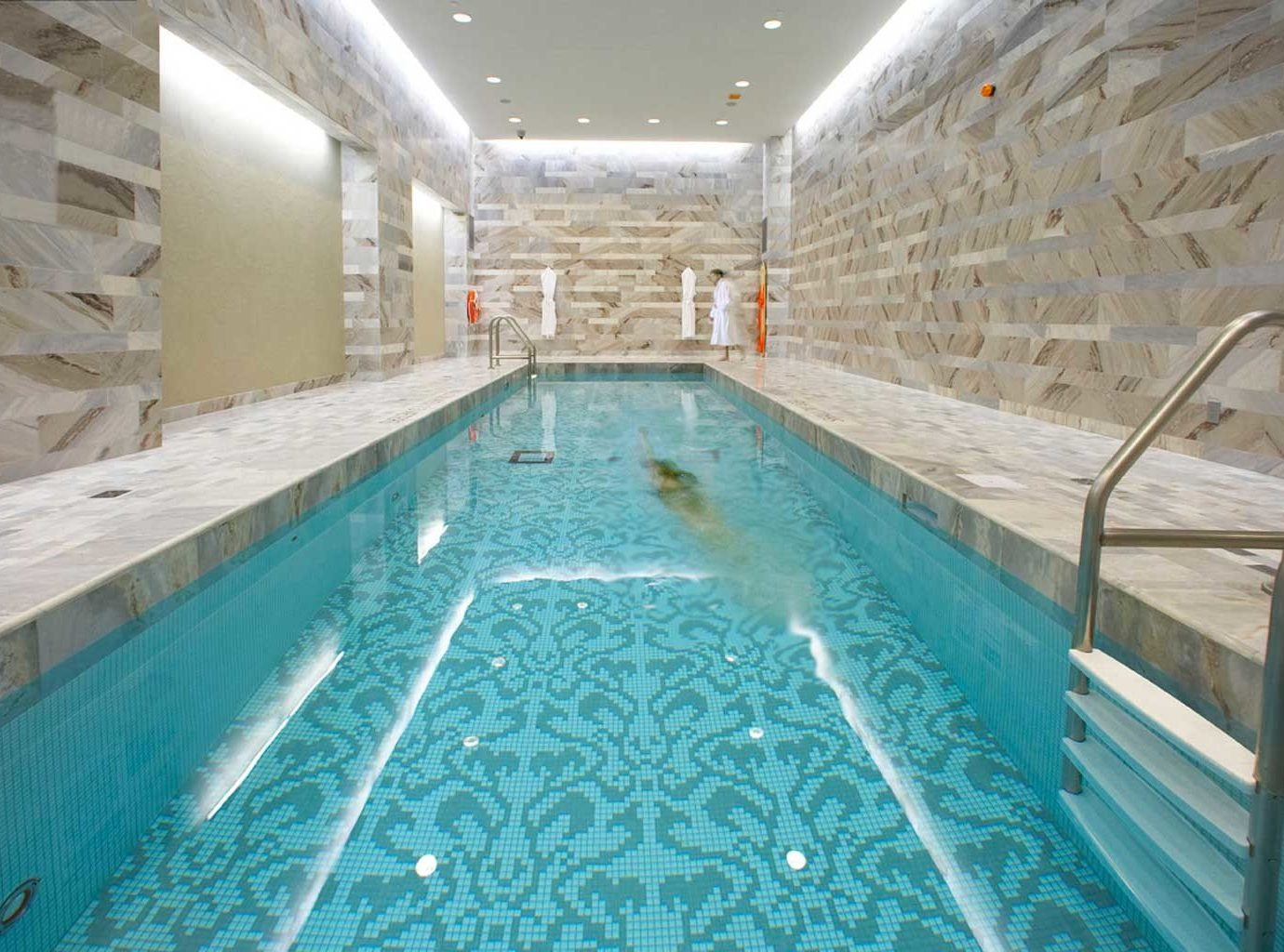 Canada Hotels Luxury Modern Pool Toronto indoor swimming pool property leisure centre thermae estate jacuzzi