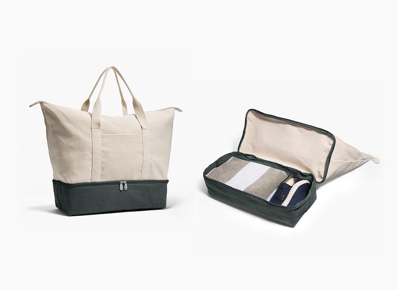 Travel Shop Travel Tech bag white handbag fashion accessory product product design beige shoulder bag brand leather