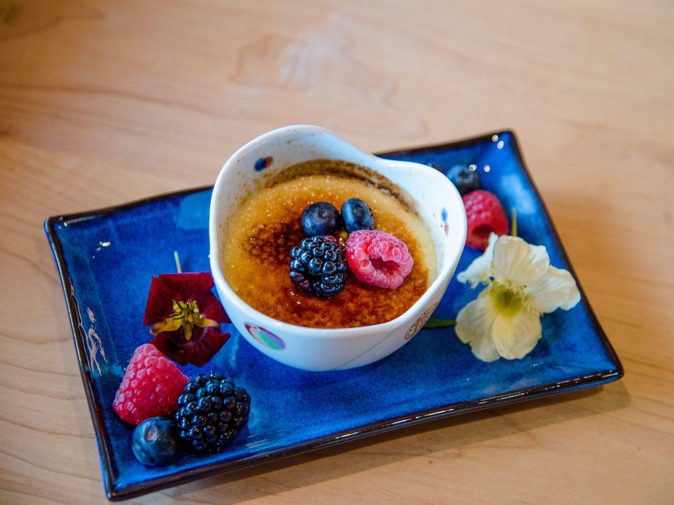 table floor indoor dessert sweetness food wooden flavor breakfast frozen dessert cuisine dish recipe