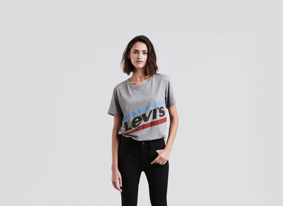 Spring Travel Style + Design Summer Travel Travel Shop clothing t shirt person sleeve standing shoulder posing neck fashion model joint muscle jeans top product