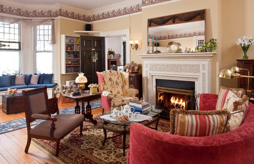 Romance Trip Ideas indoor Living room floor living room sofa wall window Fireplace property interior design home fire ceiling real estate estate furniture decorated area