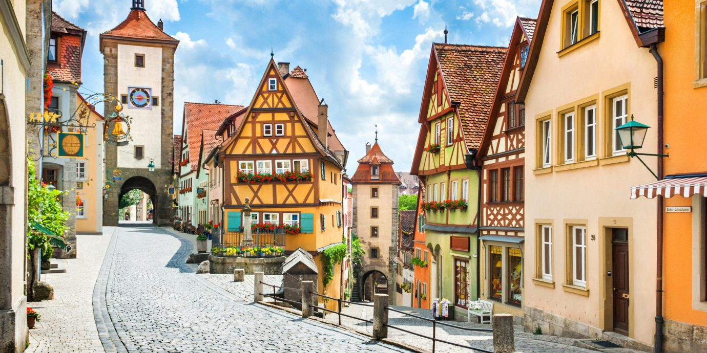 12 Most Beautiful Towns In Germany