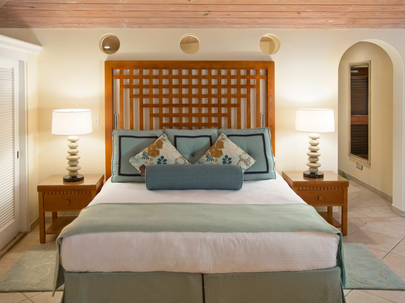 All-Inclusive Resorts Beachfront Bedroom caribbean Family Travel Honeymoon Hotels Island Resort Romance Romantic Suite Tropical wall floor bed indoor room property estate cottage interior design real estate home furniture