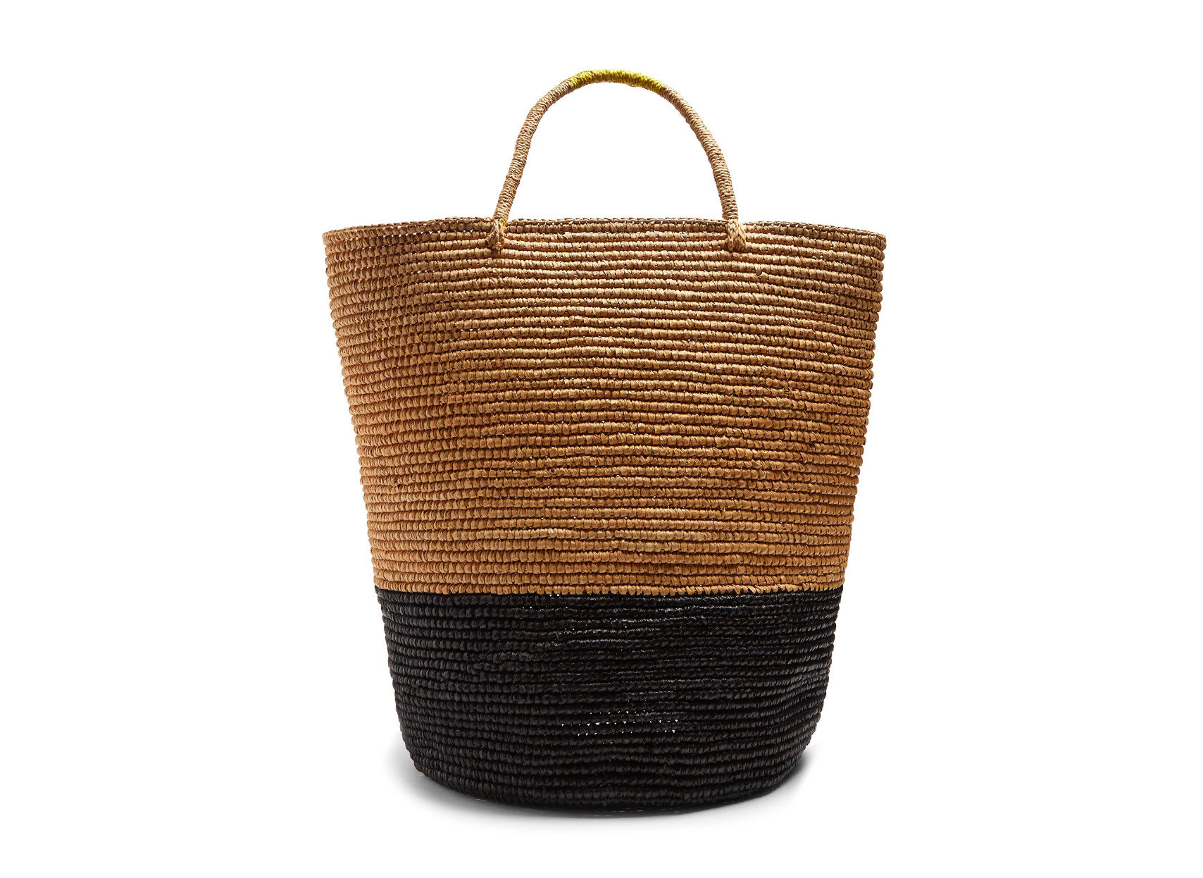 Style + Design Travel Shop basket container wicker product storage basket product design