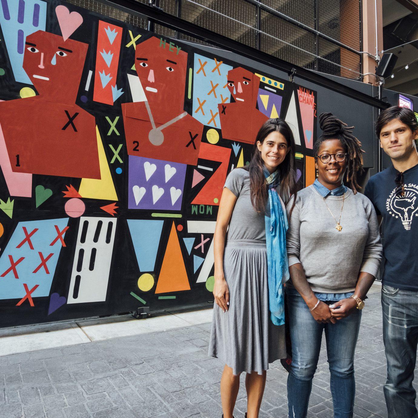 Detroit Influencers + Tastemakers Trip Ideas mural street art street art product