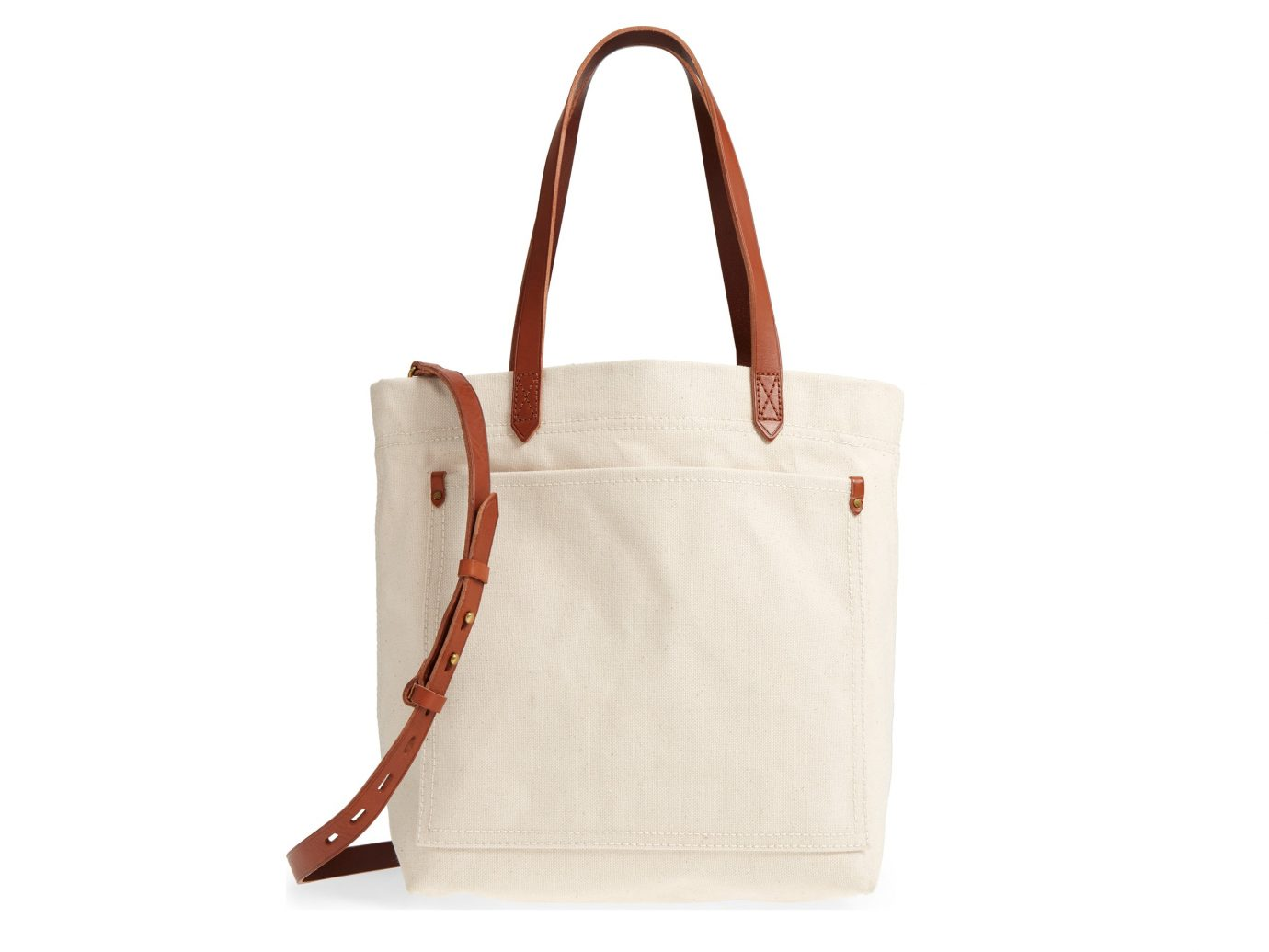 Madewell Medium Canvas Transport Tote