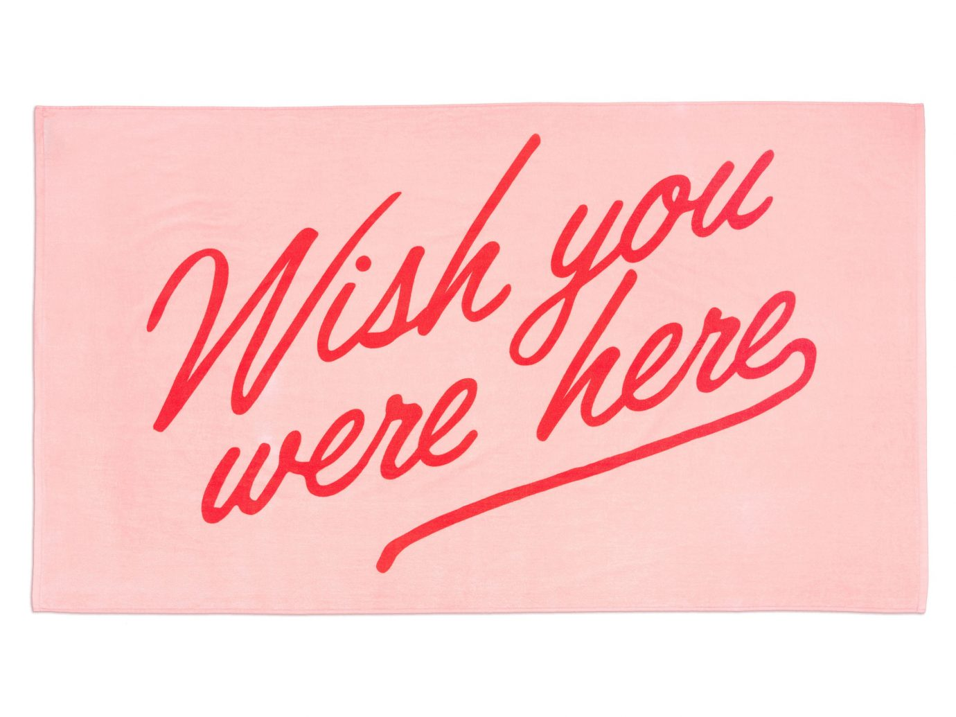 Ban.do Wish You Were Here Towel