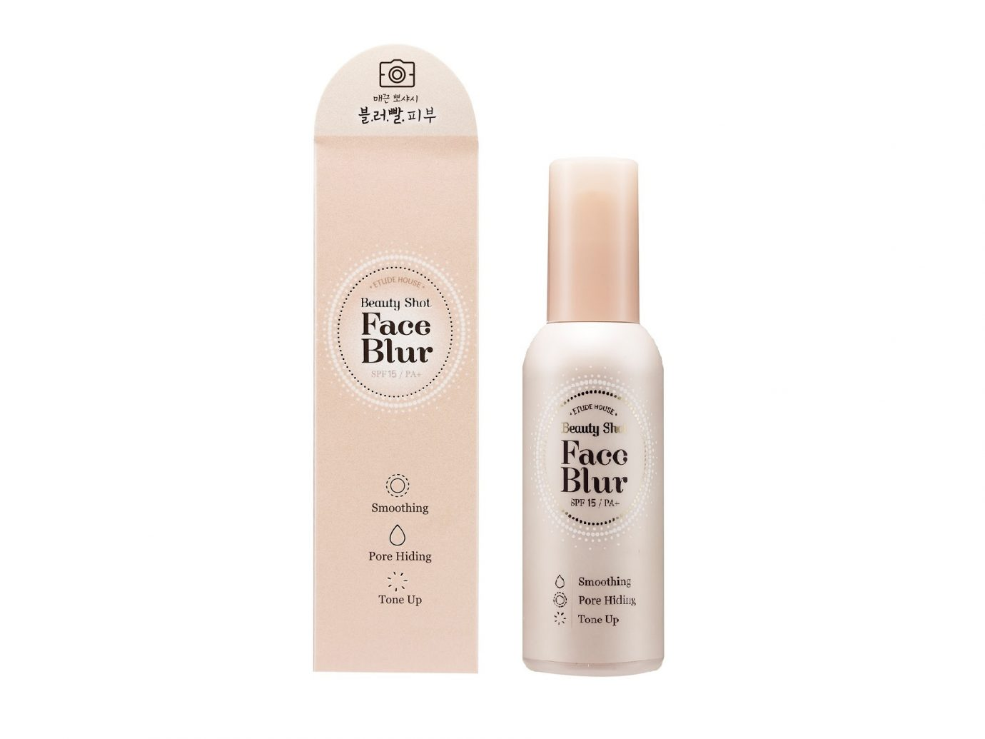 Korean beauty product Etude House Beauty Shot Face Blur