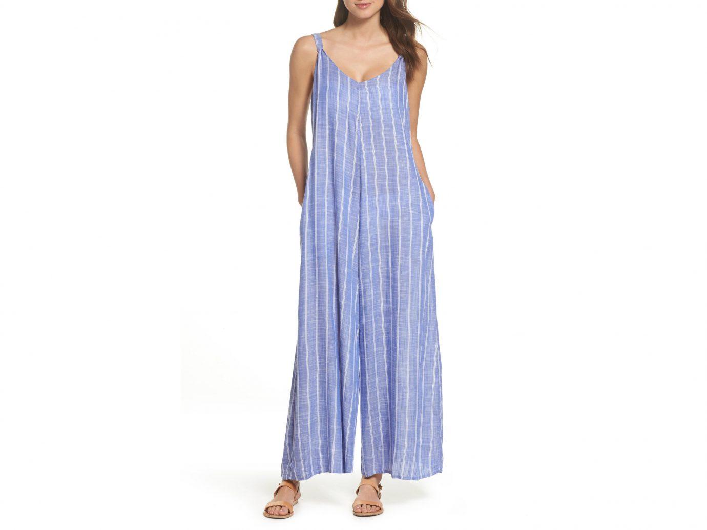 Style + Design Travel Shop clothing day dress dress shoulder one piece garment neck gown electric blue formal wear skirt