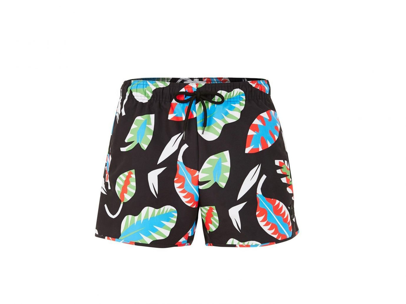 Topman Print Swim Trunks