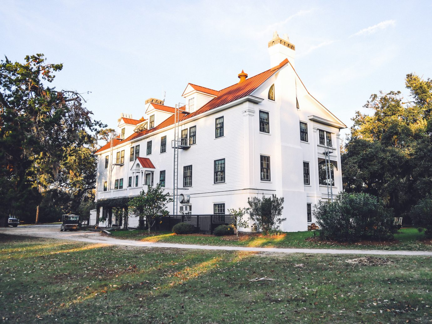 Greyfield Inn, Cumberland Island National Seashore