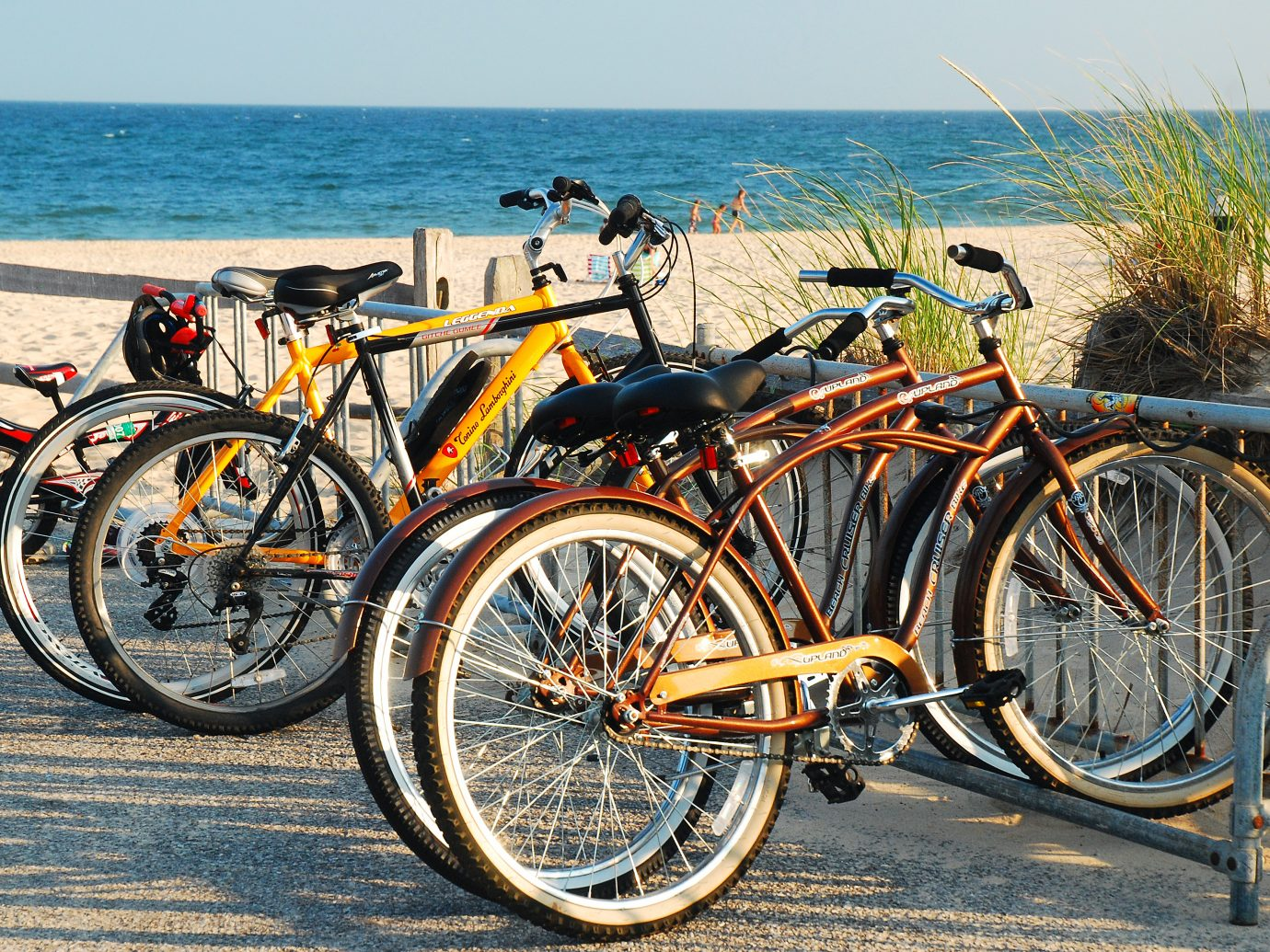 bicycles in East Hampton