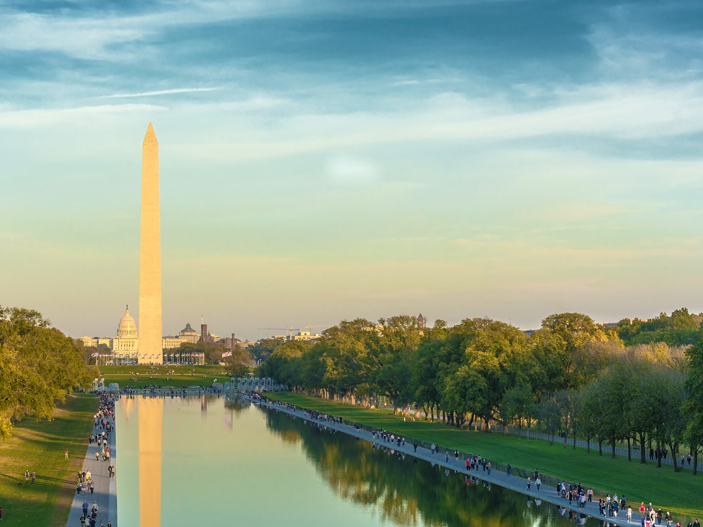 Where to go in July, Washington, D.C.
