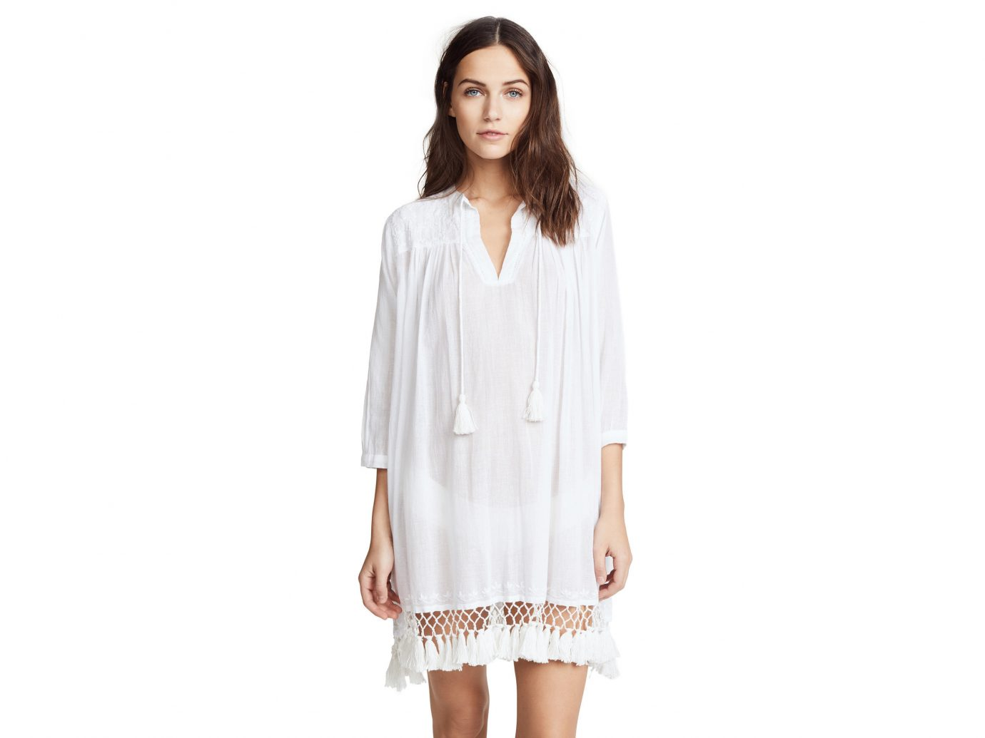 Style + Design Travel Shop clothing shoulder day dress sleeve fashion model joint neck posing blouse