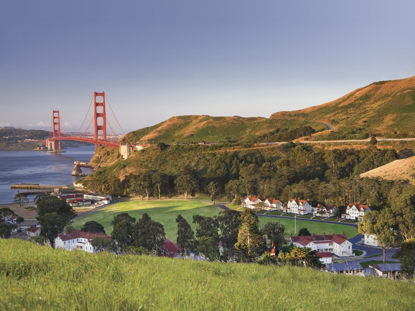 Cavallo Point, Golden Gate Bridge National Park