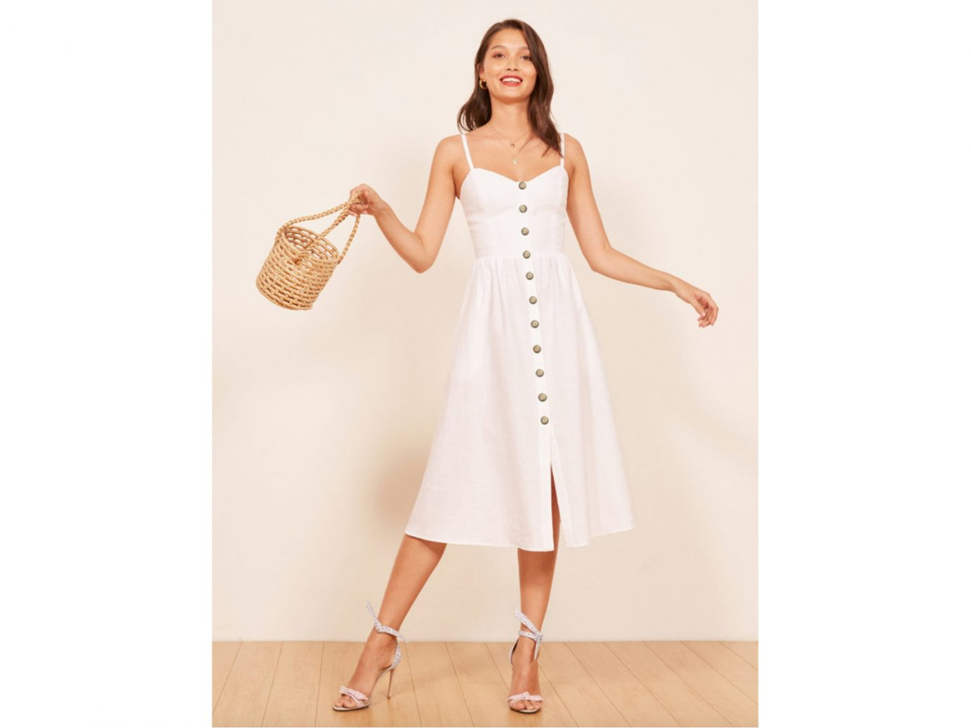 Reformation Thelma Dress