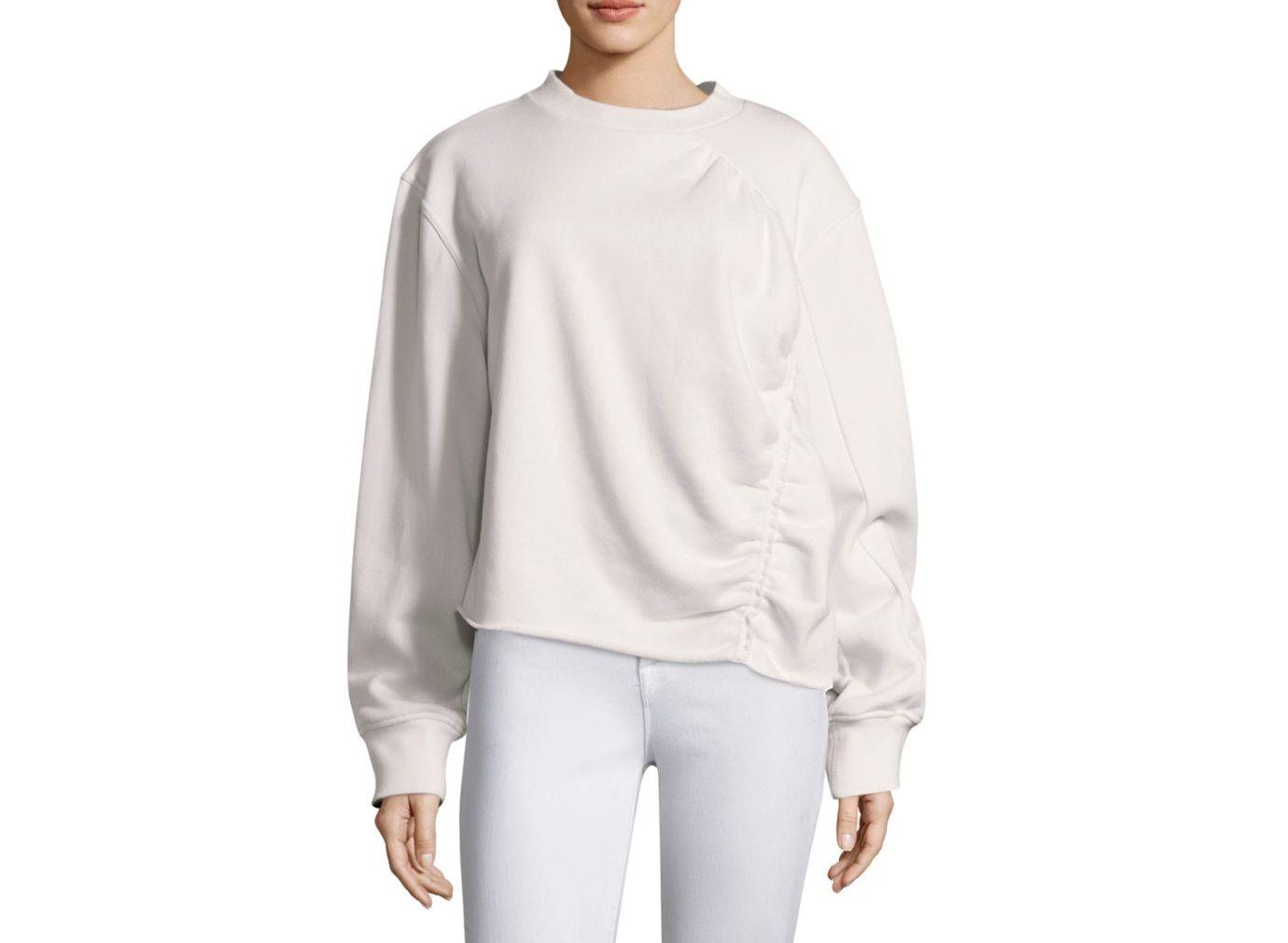 best sweatshirts, Public School Ashlei French Terry sweatshirt