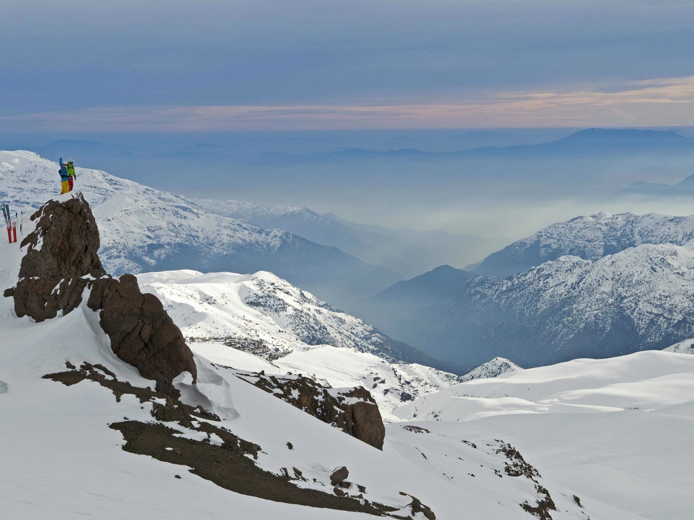 Where to go in July, Valle Nevado, Chile
