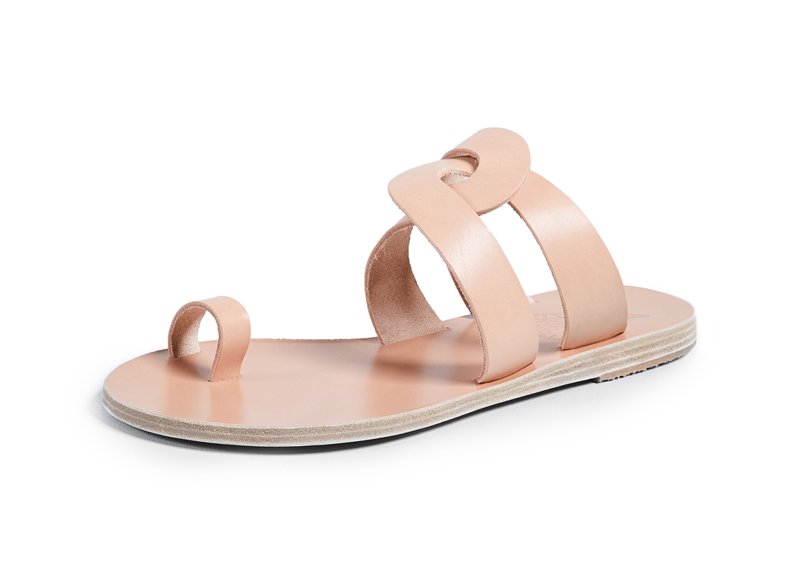 Alysis Ancient Greek Slide Sandals