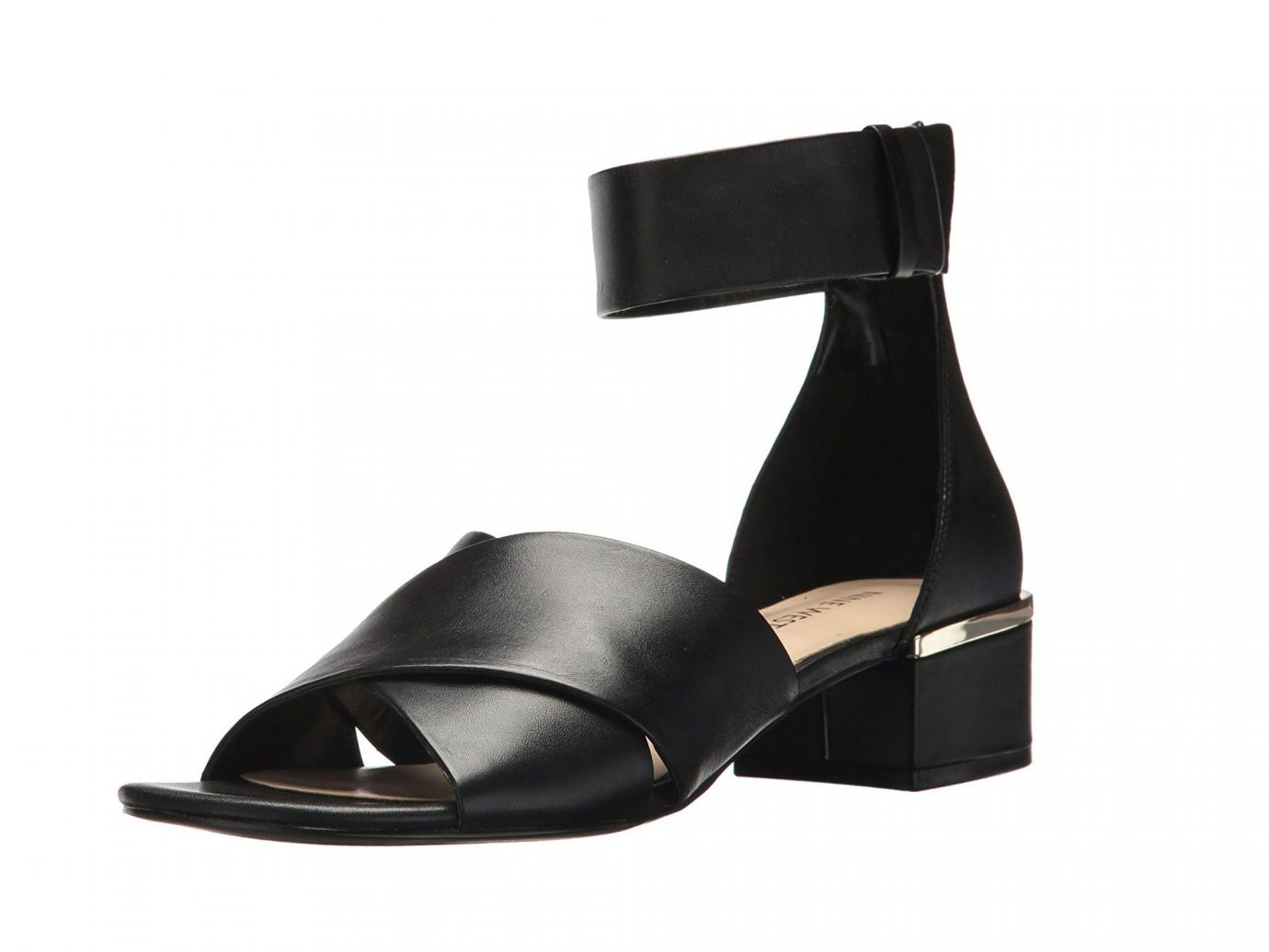 Nine West Yesterday Leather Sandals