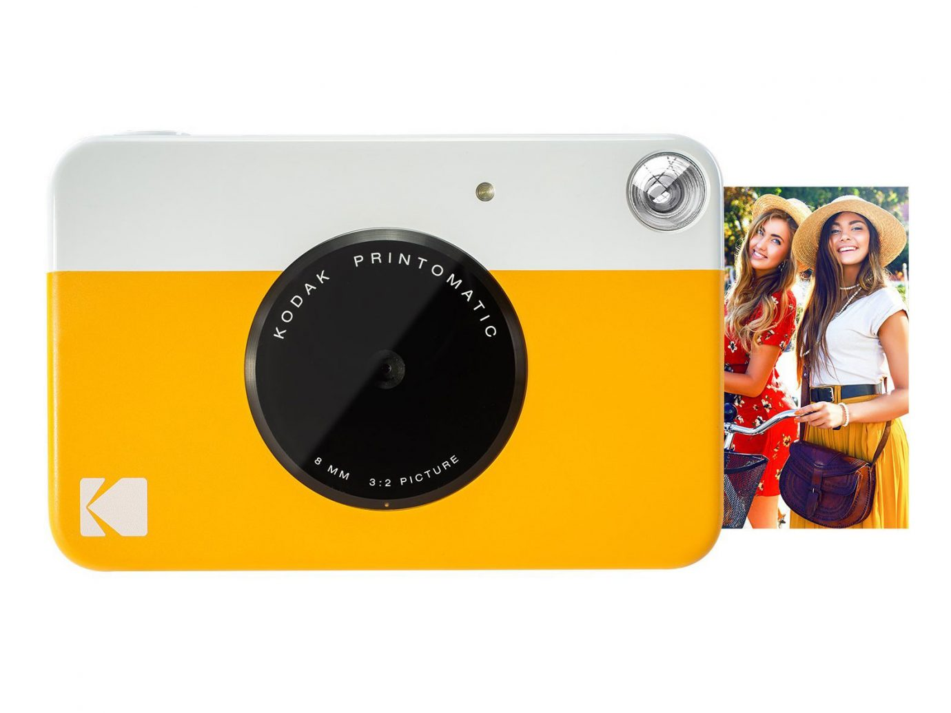 Kodak Printomatic Digital Instant Camera