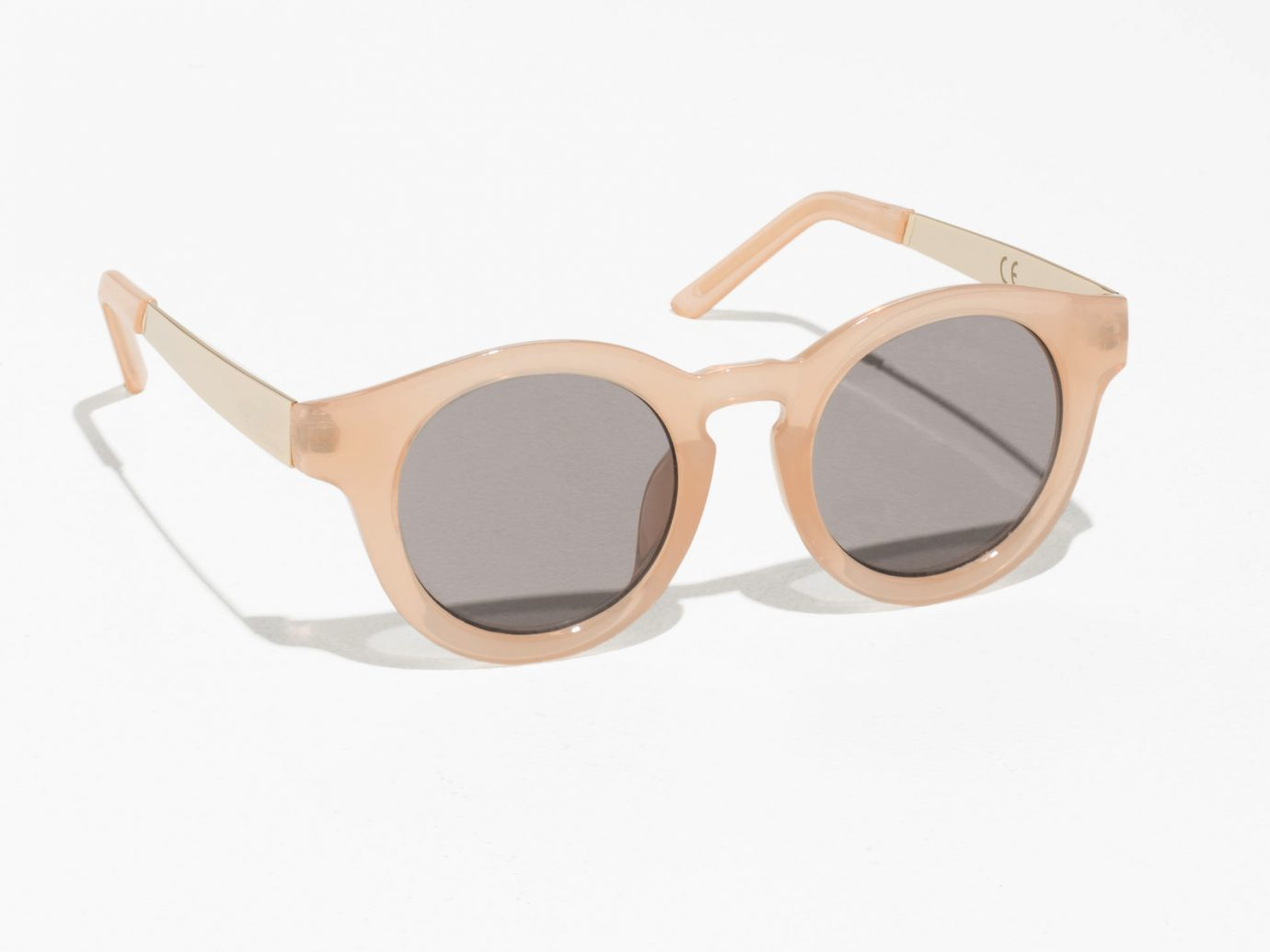 &Other Stories Round Frame Sunglasses