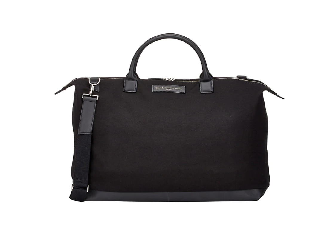 Best Weekend Bags Want Les Essentiels Hartsfield Weekender Bag