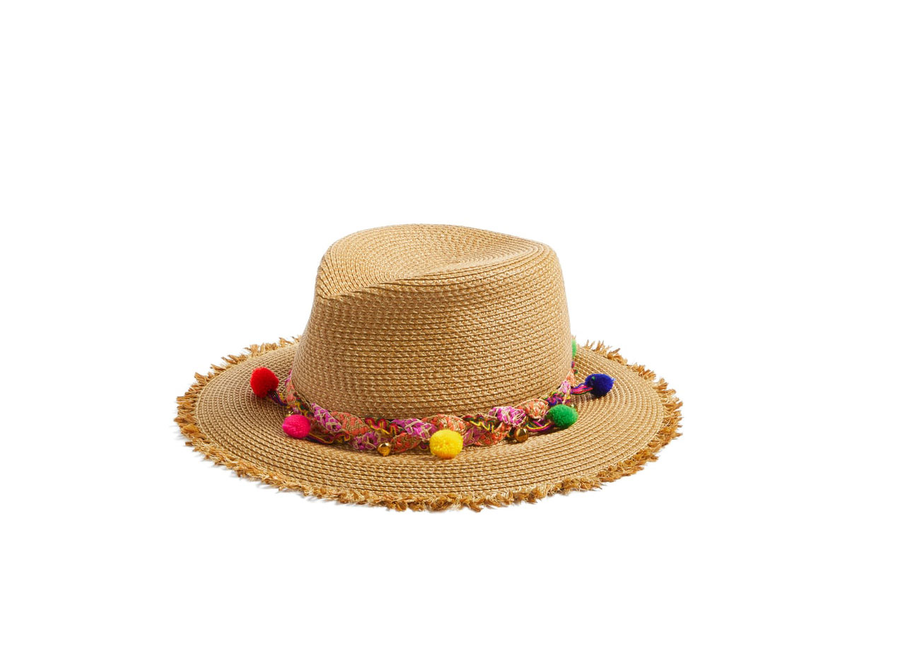 Eric Javits Corfu Packable Squishee® Straw Hat