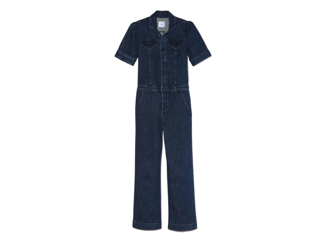 G. Label Katie Denim Jumpsuit Best Jumpsuits for summer