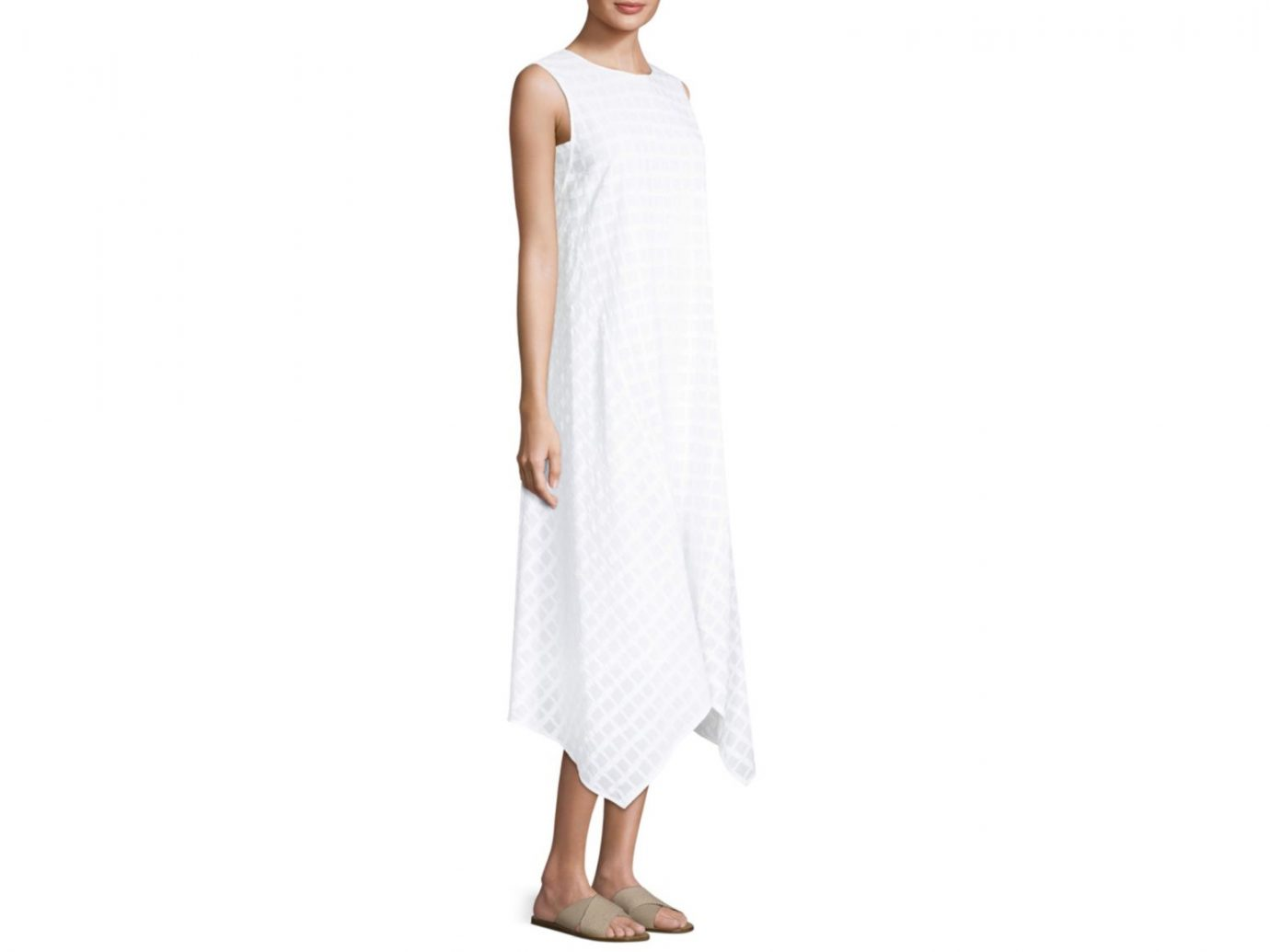 best white dresses Lafayette 148 New York Romona Asymmetric Dress