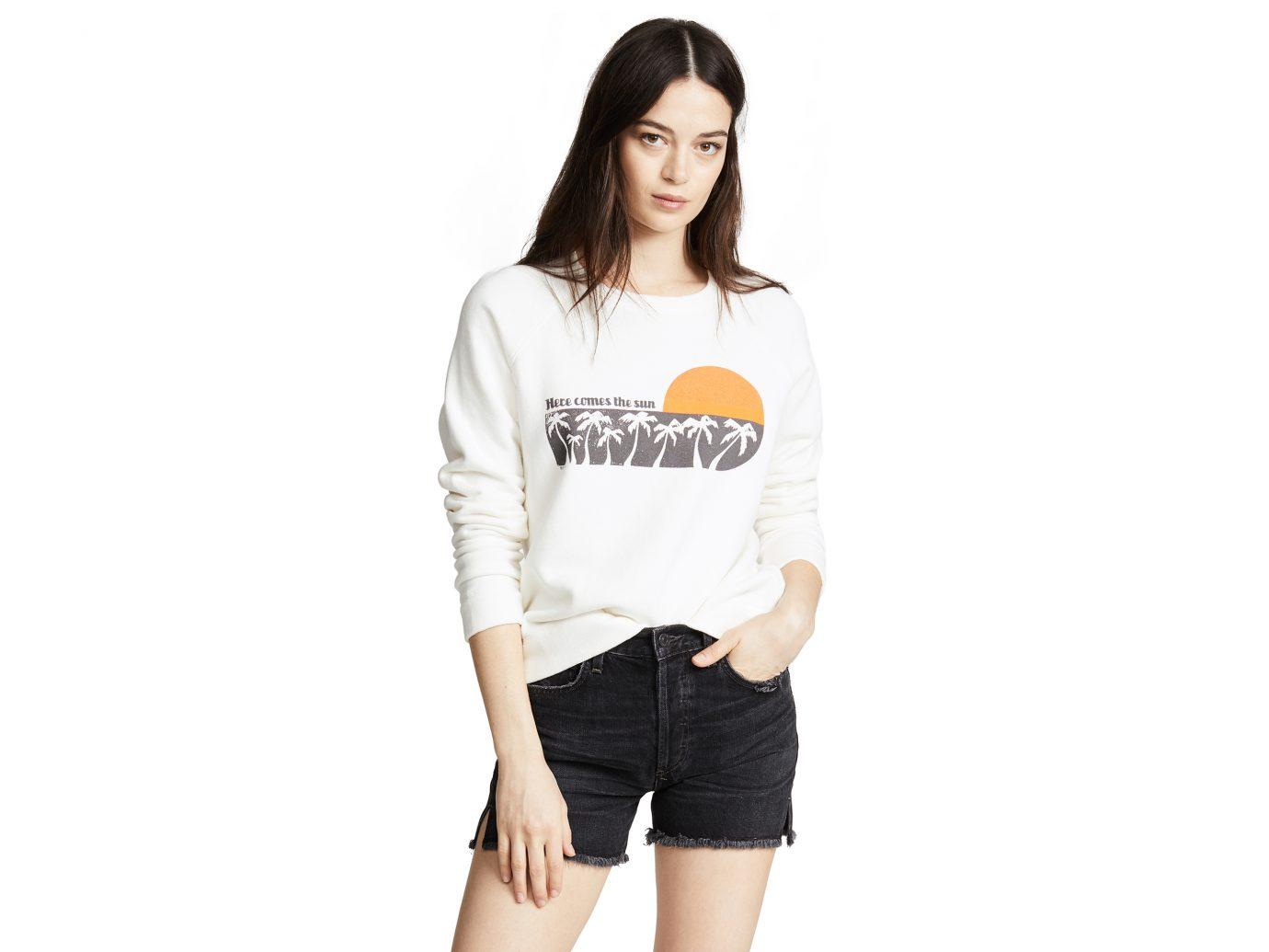 best sweatshirts, Sea Here comes the Sun sweatshirt