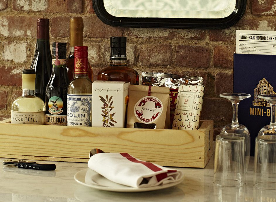 6 Incredible Hotel Mini Bars We D Book A Room For