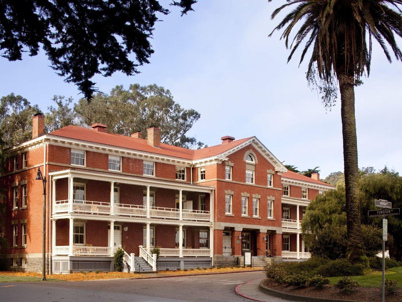 Inn at the Presidio, San Francisco