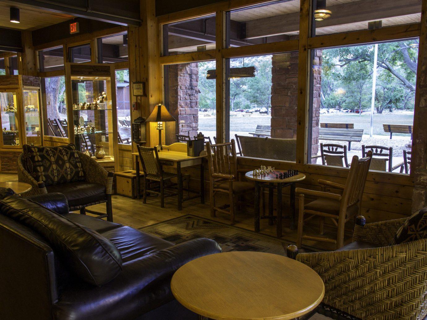 Zion Lodge, Zion National Park