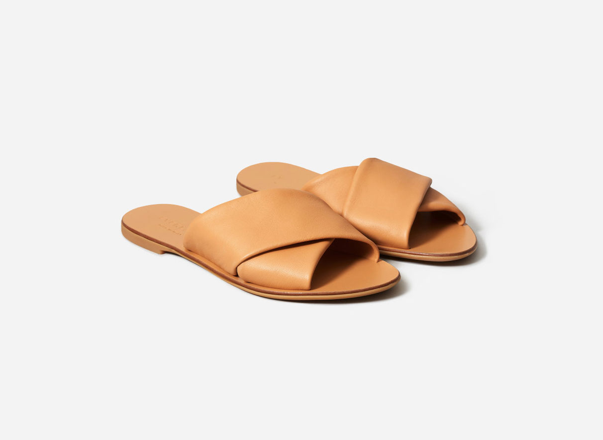 Everlane The Day Crossover Sandal