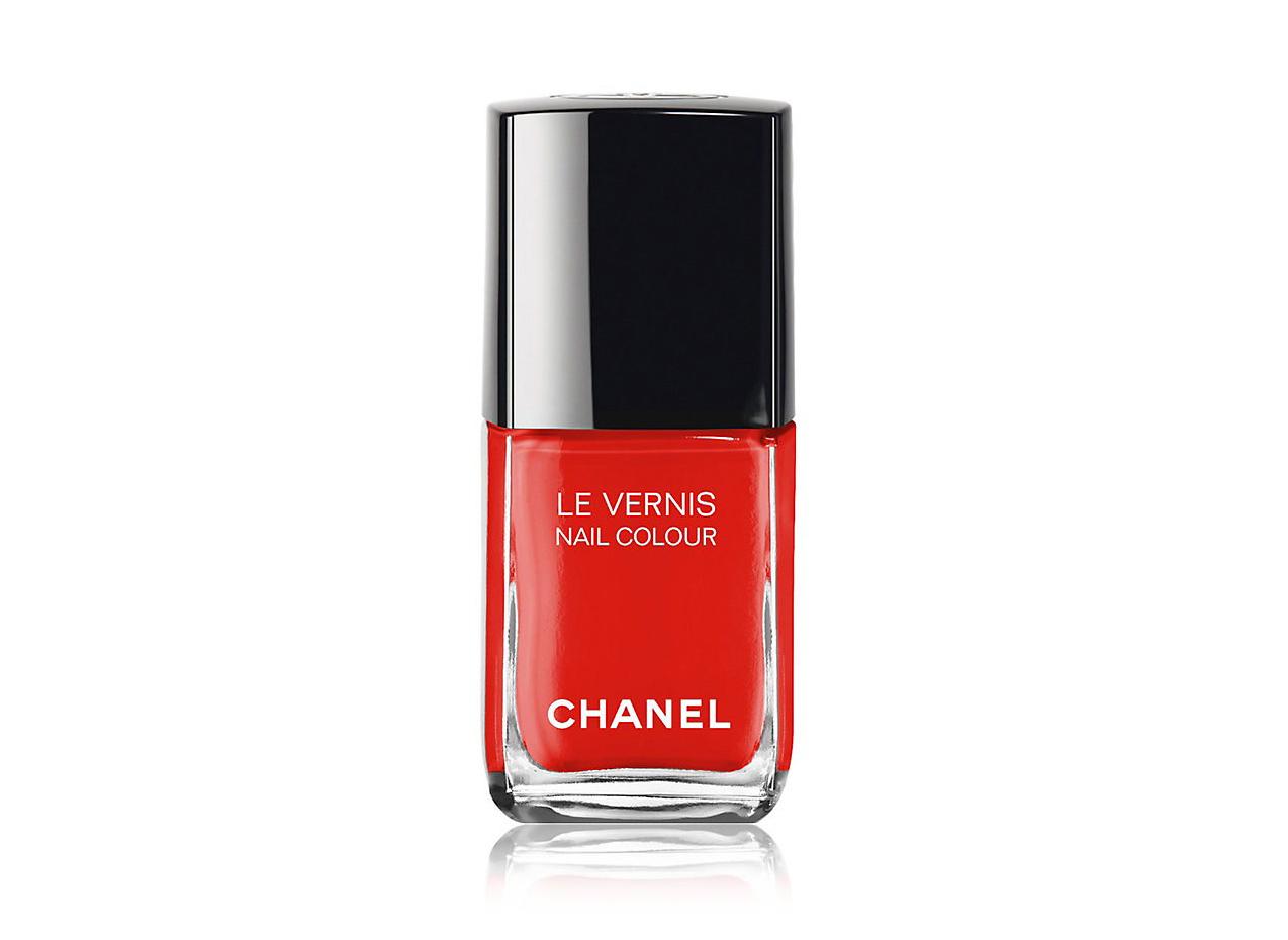 Chanel Longwear Nail Color in Arancio Vibrante