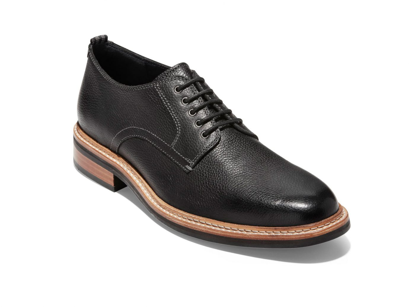 Franklin Grand Plain Toe Derby