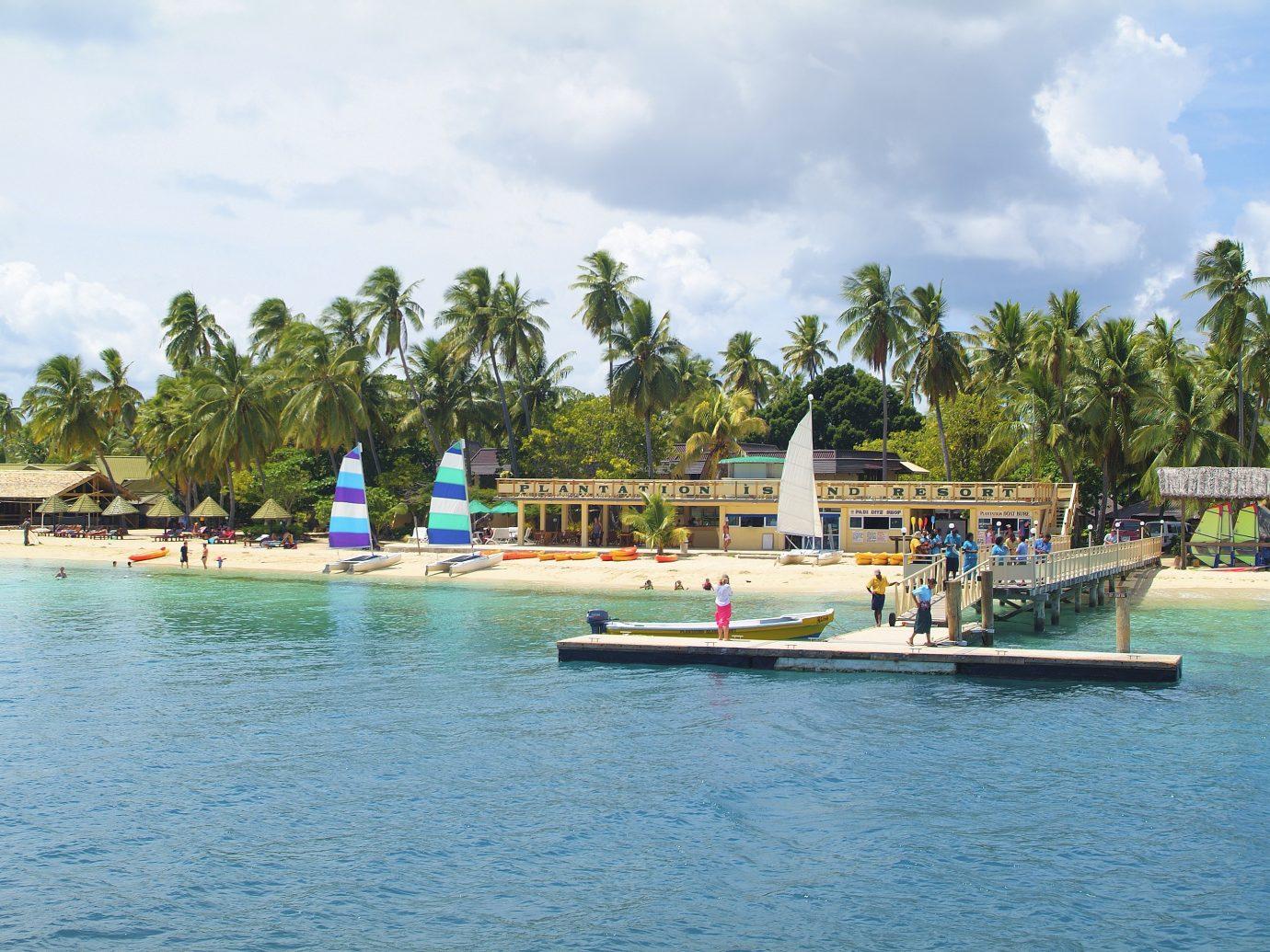Malolo Lailai Island, Fiji