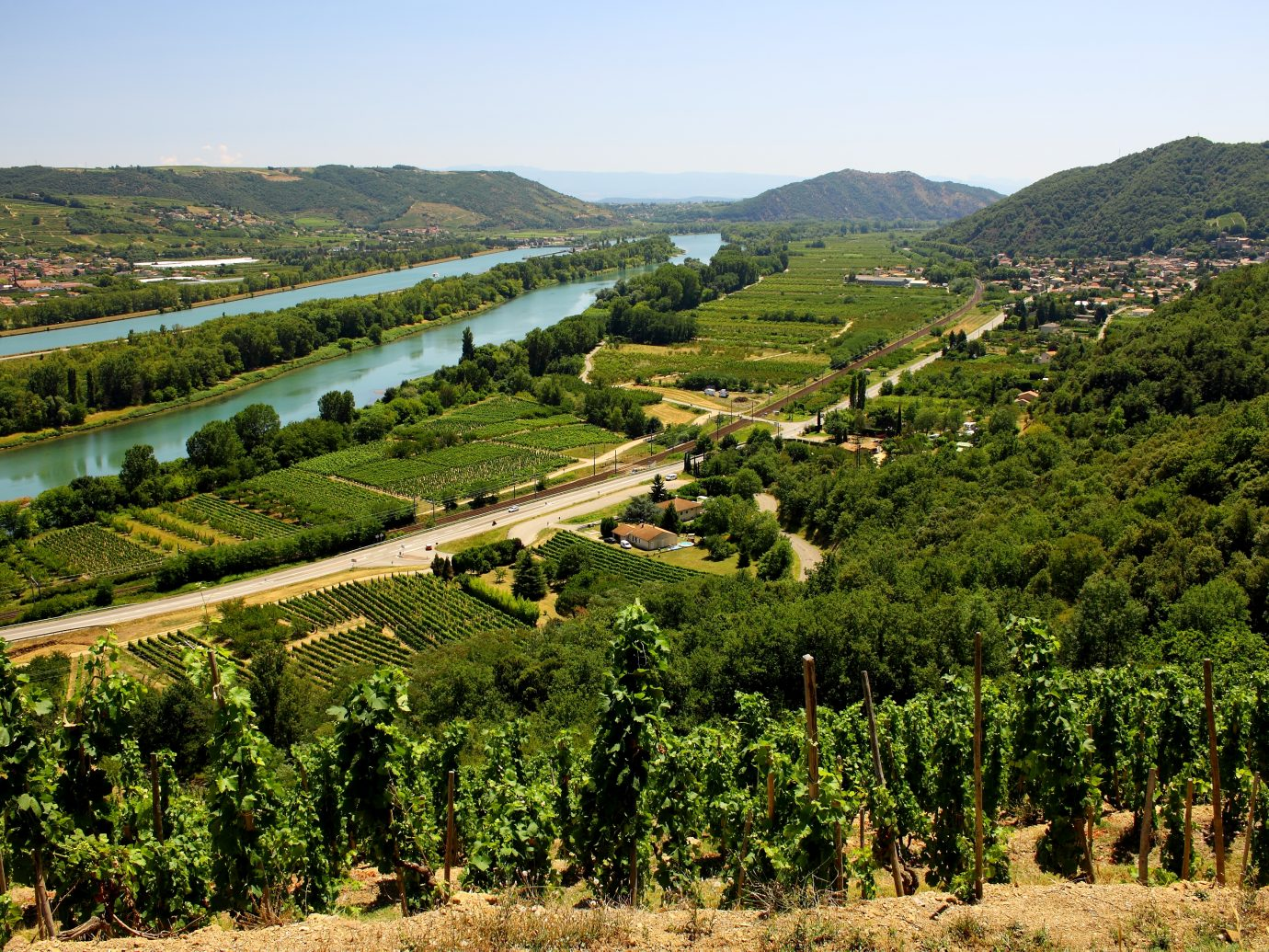 Rhone Valley, France