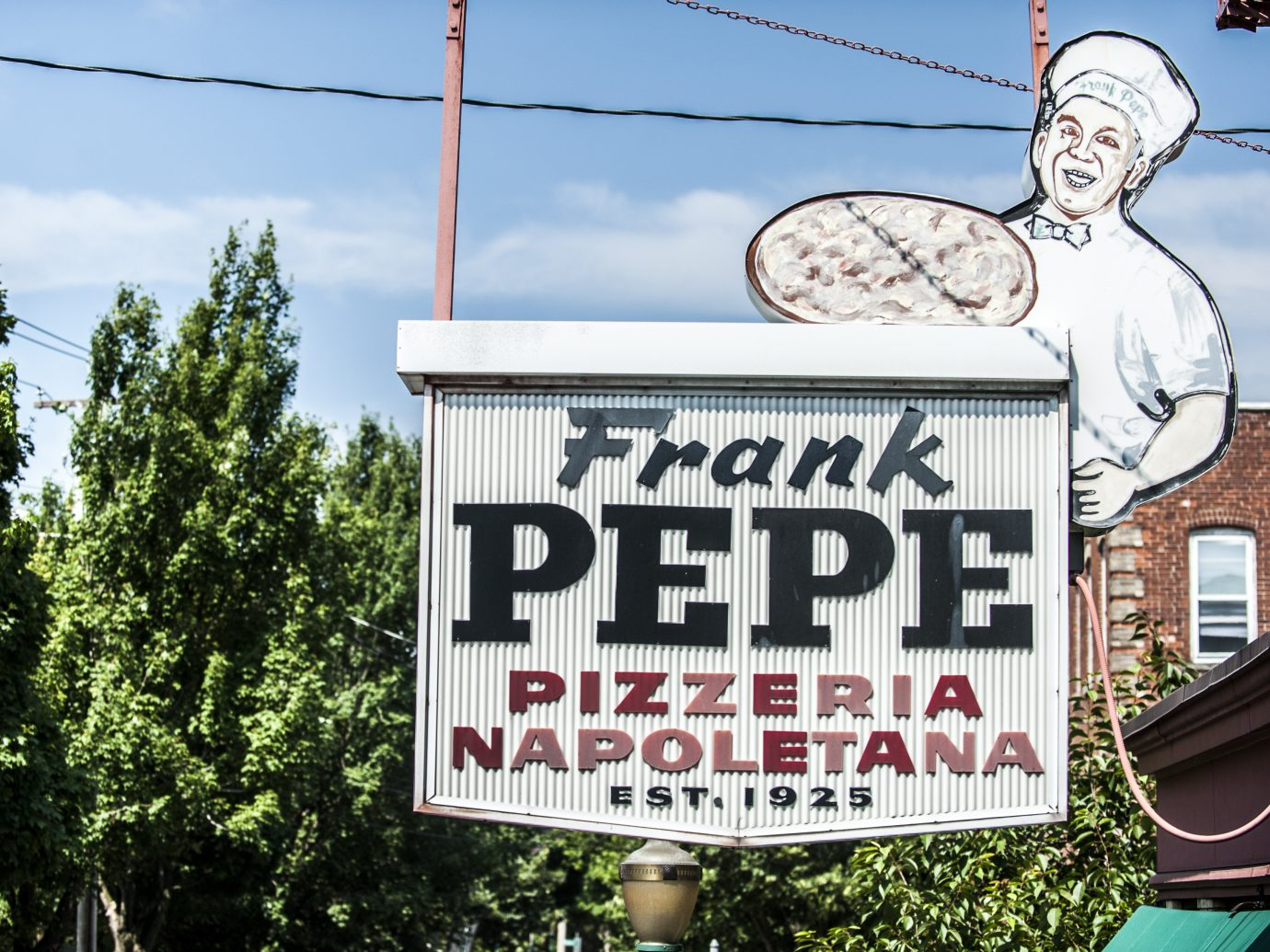 Frank Pepe's Pizza