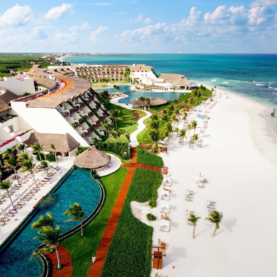 All-inclusive All-Inclusive Resorts Mexico Riviera Maya, Mexico Resort leisure resort town caribbean Beach Coast