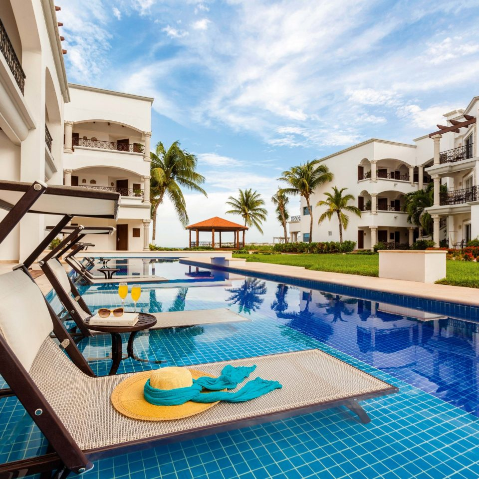 All-inclusive All-Inclusive Resorts Mexico Riviera Maya, Mexico property Resort swimming pool leisure Villa condominium home hacienda resort town penthouse apartment building