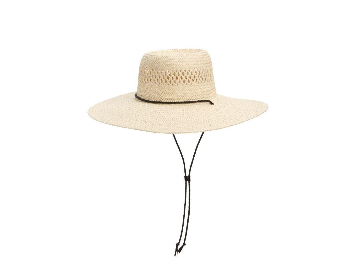 Madewell Georgia Stampede Straw Hat
