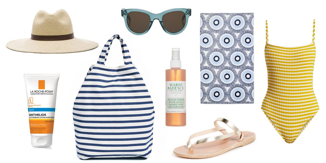 Essential Beach Gear