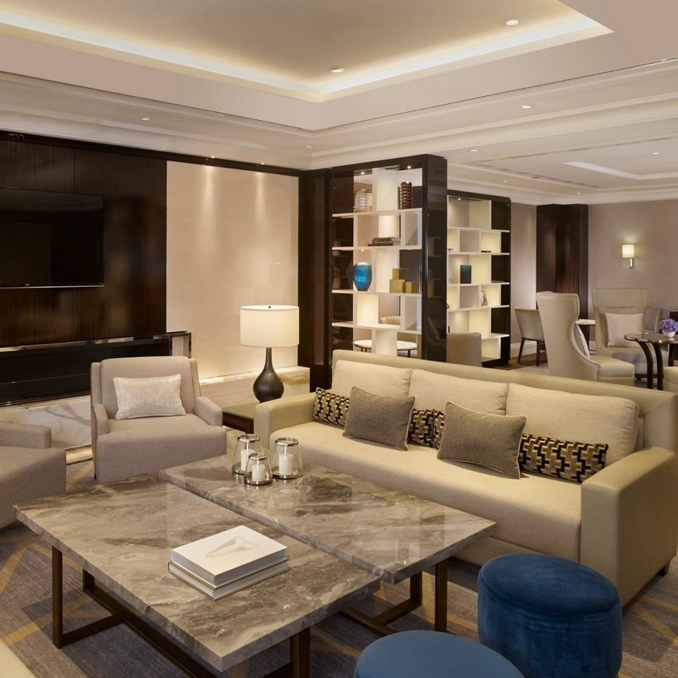 living room property Lobby Suite interior designer penthouse apartment Modern