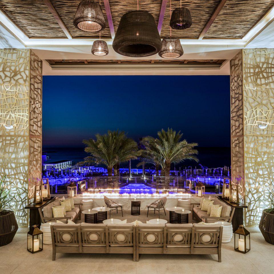 Lobby living room Resort