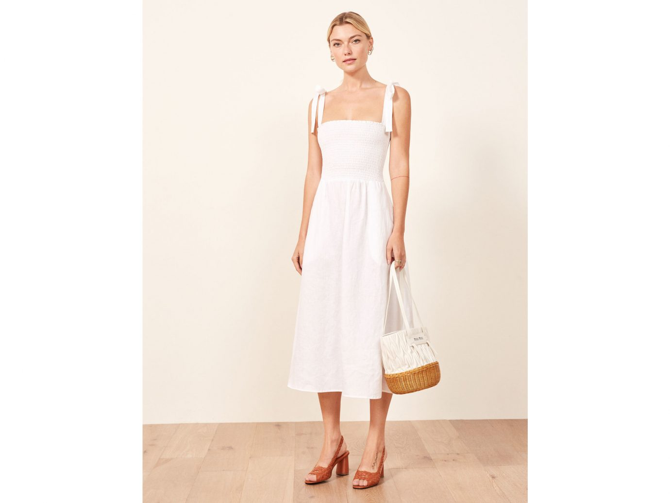 Reformation Canyon Dress