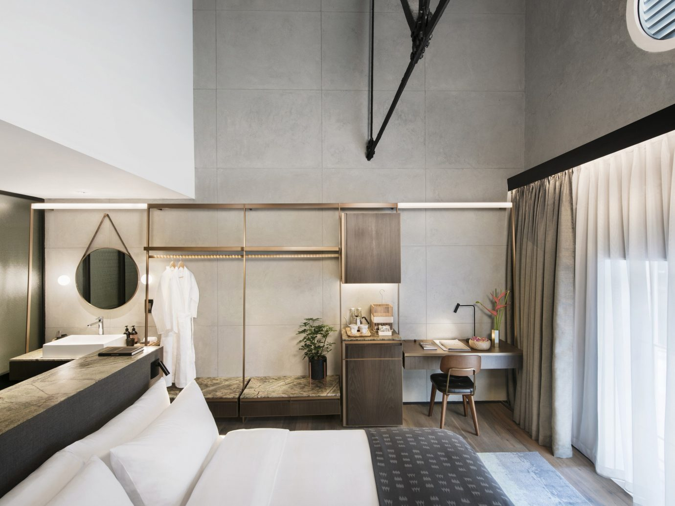 Warehouse Hotel, Singapore