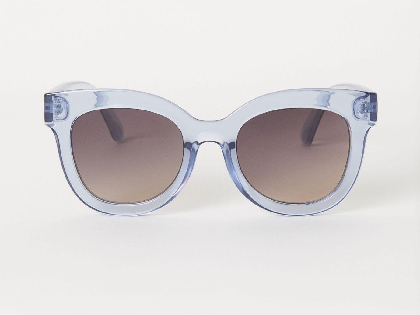 H&M Light Blue Sunglasses