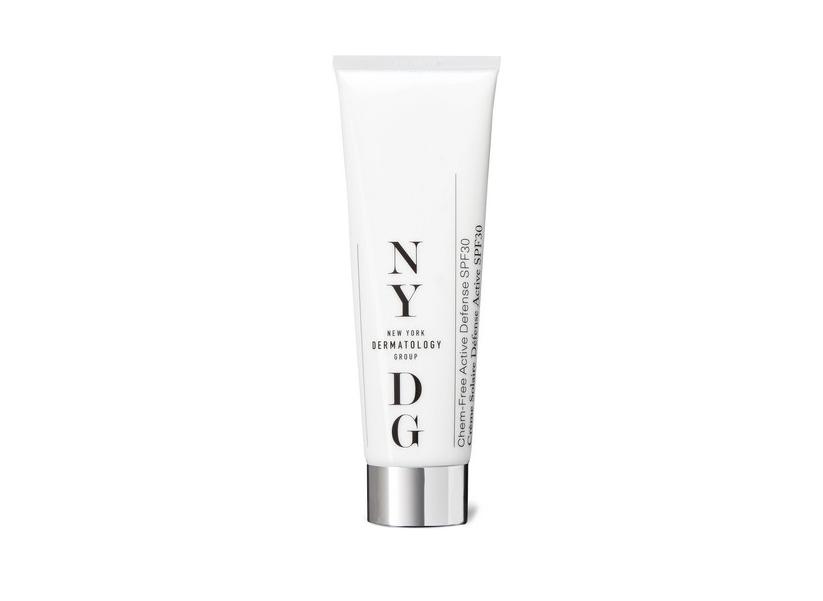 NYDG Skincare SPF30 Chem-Free Active Defense